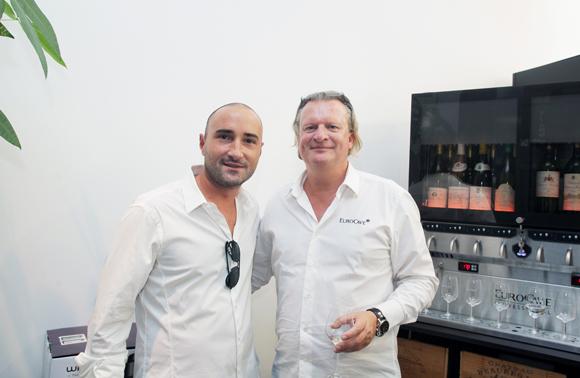 11. Nicolas Martinez (Champagne Collet) et Eric Verbrugge