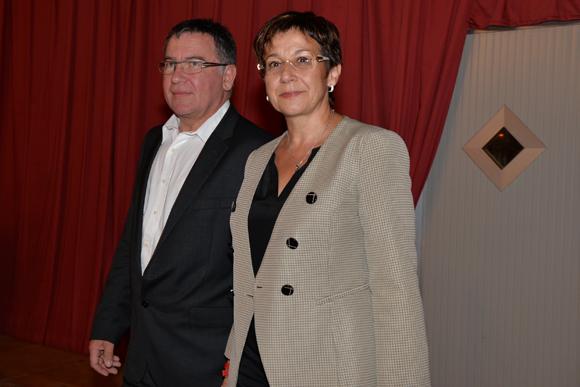 11. Jean-Claude Riquier (Innov'Care), Nadine Ferri (Ec MatLoc)