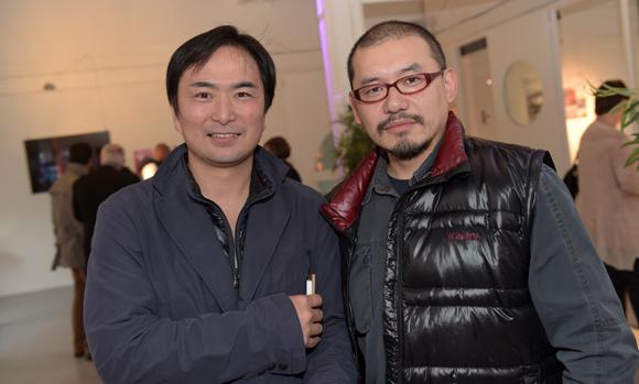 12. Takao Takano (Restaurant Takano) et Yusuke Ishizuka (Au 14 Février)