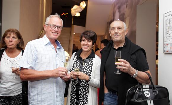 14. Jacky, Christine Arsac et Bernard Tavella (Miss'cri)