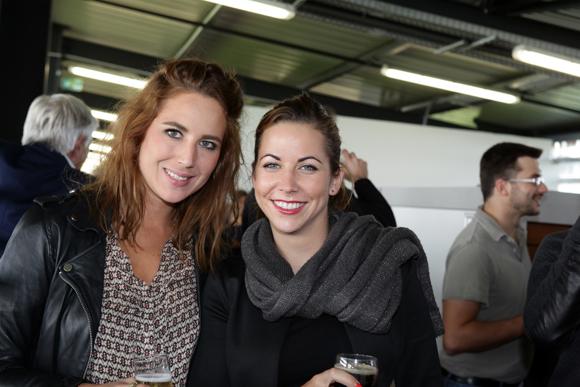 14. Chloé Bourgeron (GL Events) et Julie Bernadou (Nincar)