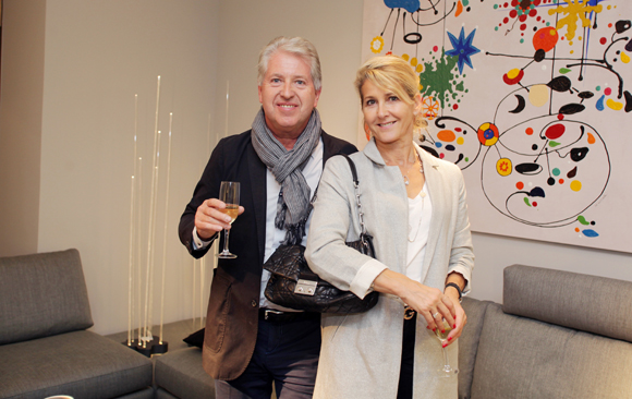 15. Jean-Paul Mercier  et son épouse Joëlle (Classhotel)
