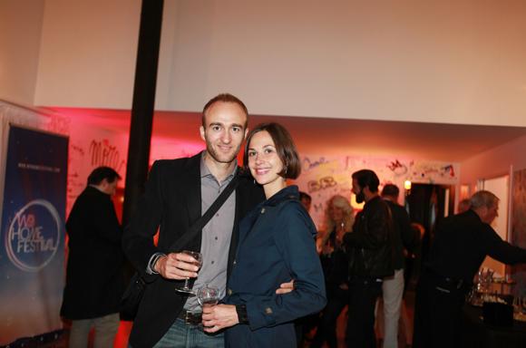 16. Julien Goyer (Legrand) et Stéphanie Pesenti (Cité Lib)