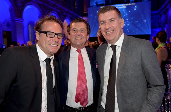 17. Pierre-Yves Gas (Agence Proxi'com), le soyeux André-Claude Canova et Nicolas (Lyon People)