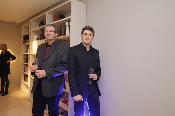 19. Olivier Croin (Carrefour) et Antoine (CGI)