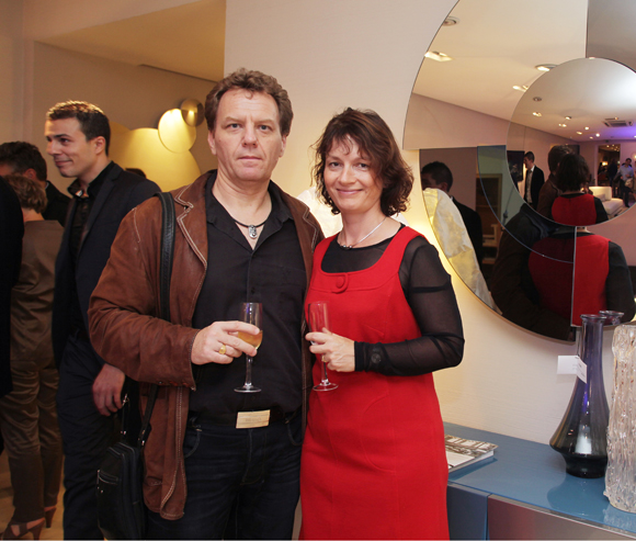 20. Benoit Heritier et son épouse Martine