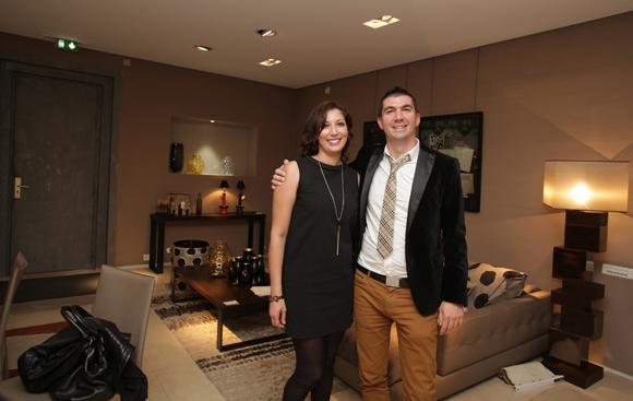 22. Myriam Hamama (DL Fermetures) et Joachim Gladel (Audi – Groupe Delorme)
