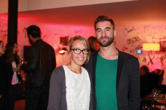 22. Marion Duplessis et Gaël Chazal, ostéopathe