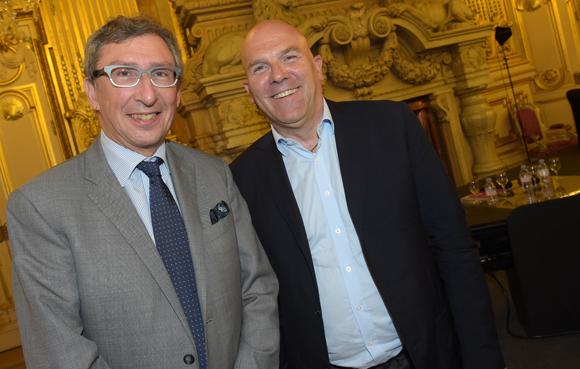 23. Bernard Reybier et Bruno Bonnell