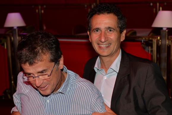 23. Pascal Bahuaud et Emile Maurin (Lyon-Kayak)