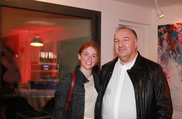 23. Julie Gagnaire et Eric Coquereau