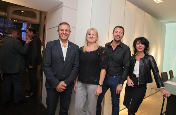 24. Didier, Nathalie, Gilles et Patricia