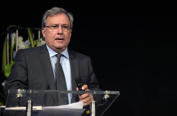 25. Emmanuel Imberton, président de la CCI de Lyon