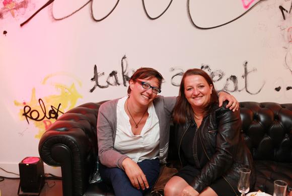 25. Joséphine Girel (Aderhis) et Amélie Girel (Fedex)
