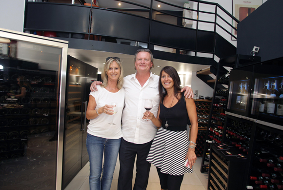 26. Catherine Ricard (CGPME), Eric Verbrugge (Eurocave) et Florence Guyot (Champagne Margueritte Guyot)
