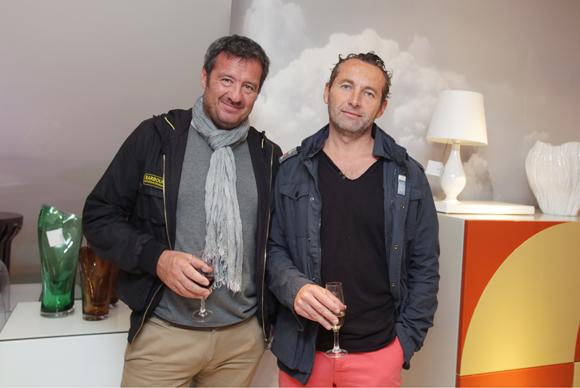 28. Olivier Grégoire (Digital Web) et Fabrice Mirabel (Magazine Tendances)