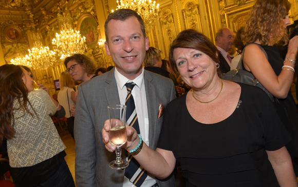 28. Thierry Vitoz (Université Lyon III) et Michele Chabrier (URSSAF)