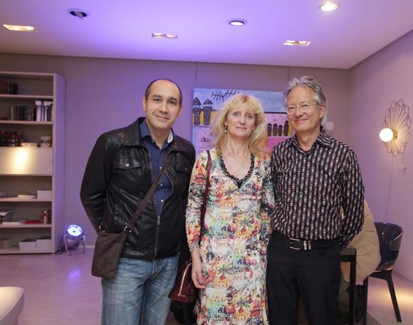 29. Jean-Jacques Rayé (Premier Film), Véronique Liou et son époux Jun