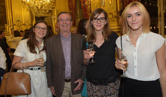 30. Fanny Chiche, Jean-Noël Joatton, Elise Thromas et Solène Hoblea (Université Lyon III)