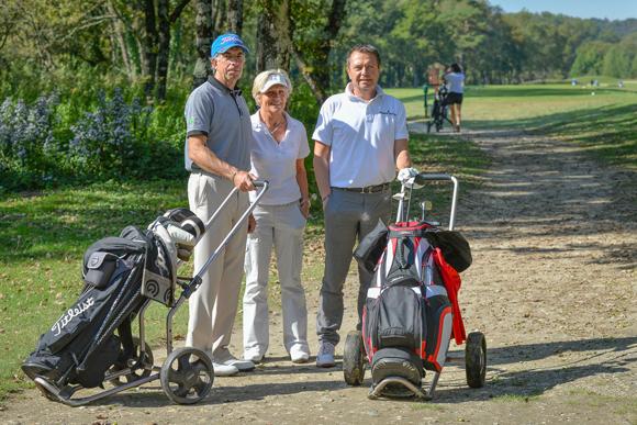 3. Alex Gowalez, Frédéric Dietsch, Claire Julien