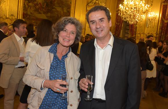 35. Anne Masson (Masson & Co) et François Brunet (Axelera)