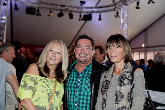 4. Claude Renaud, son époux Gérard et Jocelyne Gaucher