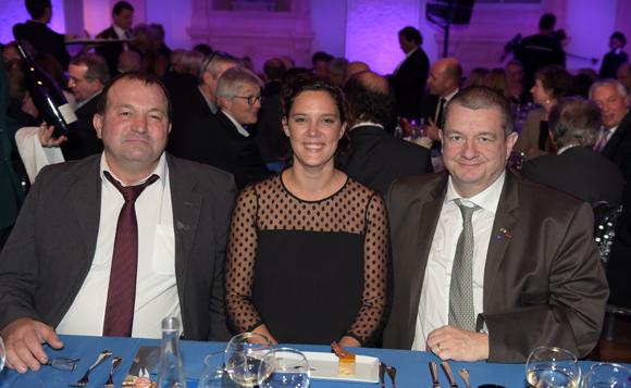 47. Gilles Paris (Inter Beaujolais), Clémentine Alzial (Weiss) et Christophe Marguin