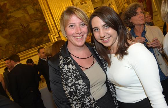 50. Marie Bouit et Suzie Cappellacci (Banque Rhône-Alpes)