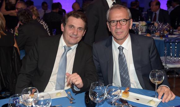 50. Bruno Mallet (Inter Beaujolais) et Ignazio Alberti (France 3)