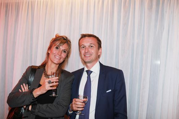 5. Laurène Fournat (Cabinet des Cordeliers) et Jean-Marc Altoviti, responsable de secteur Citroën