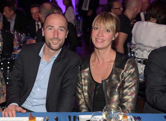 53. Bruno Fournier (F.C.H) et son épouse Jeanne