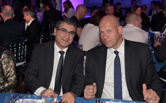 54. Christian Missirian (EDF) et Olivier Constantin (LCL)