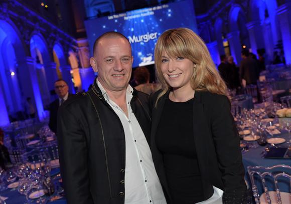 5. Maurizio Bullano (Due) et son épouse Gudule