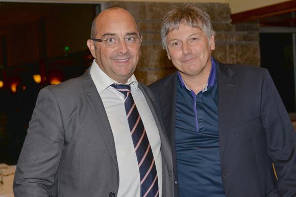 56. Franck Suffet (DRH Groupe Delorme), Olivier Delorme (PDG groupe)