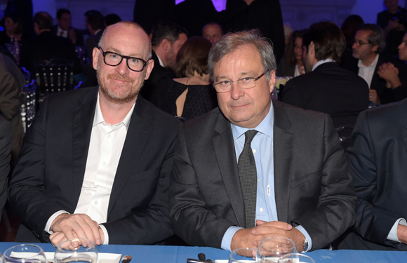 57. Jacques Déronzier (Brake France) et Emmanuel Imberton, président de la CCI de Lyon