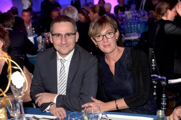 59. Pierre-Michel Erard (Renault) et son épouse Pascale
