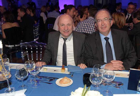 61. Jean-Claude Lassalle et Michel Le Ray (Le Progrès)