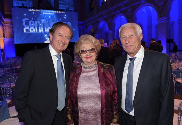 6. Roger Jaloux, Colette Sibilia et André Chapot (Espace Carnot)