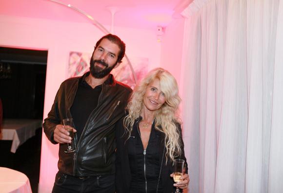 6. Jérémie Chevret (Plus de Prod) et Valérie son épouse