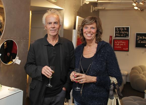 8. Jacques Renaud et son épouse Frédérique