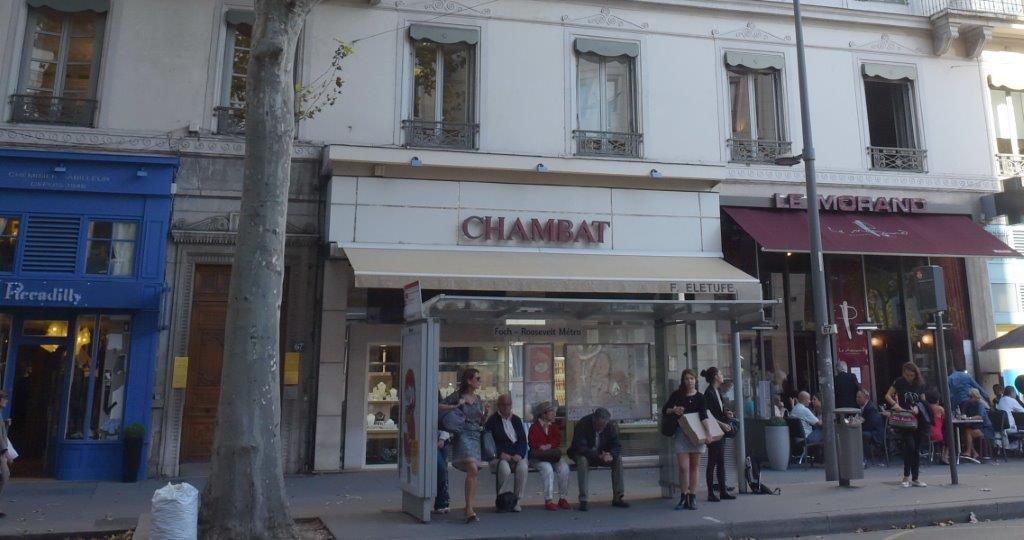 Braquage de la bijouterie Chambat. Le coup de gueule de Pascal Blache