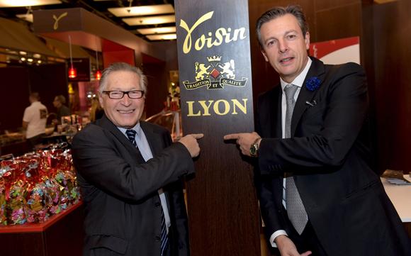 10. Jean-Jacques David, ancien maire du 6ème et Pascal Blache, maire du 6ème