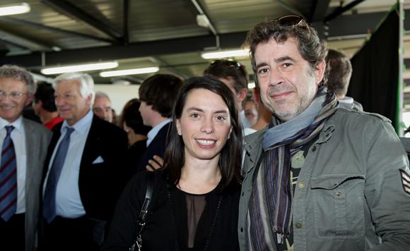 11. Philippe Borbon Pourgeat (Pourgeat) et son épouse
