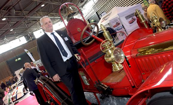 11. Jean-Paul Bessy, président d'Epoqu'Auto
