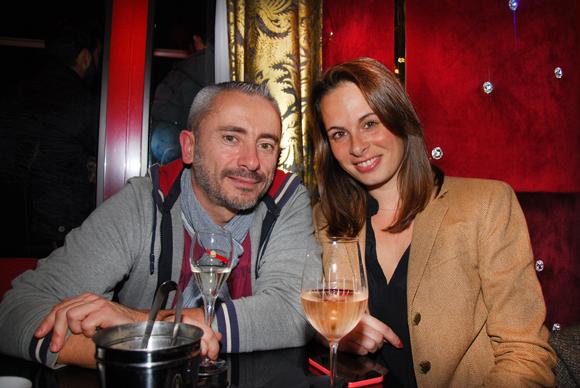 1. Patrick Di Folco et Audrey