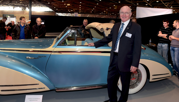 12. Alain Guillaume, vice-président d'Epoqu'Auto
