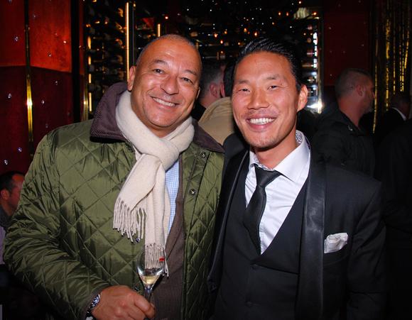 12. Tony (Pommery) et Yoann