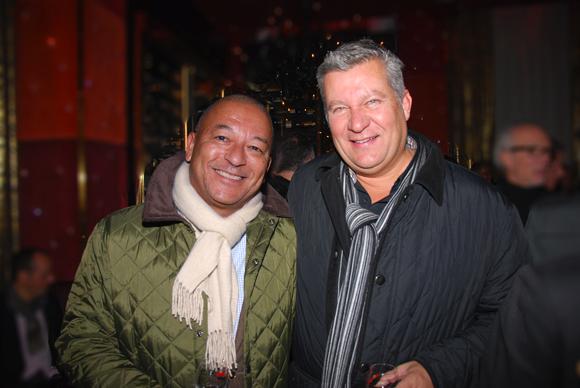 13. Tony (Pommery) et l'assureur Christophe Gerbaud