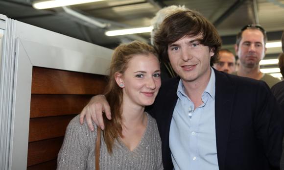 14. Mélina Frank et Marc-Antoine Ginon (Lou-Rugby)