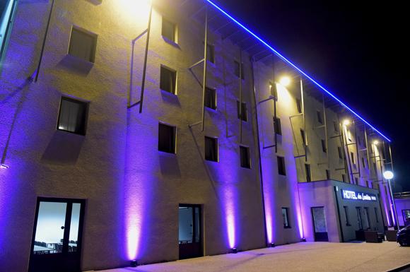 1. L'hôtel